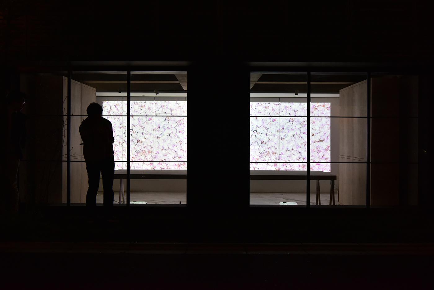 インスタレーション、塩谷淳、荻逃魚、代々木、東京、りれがしい、建築家、BoundAboutProject