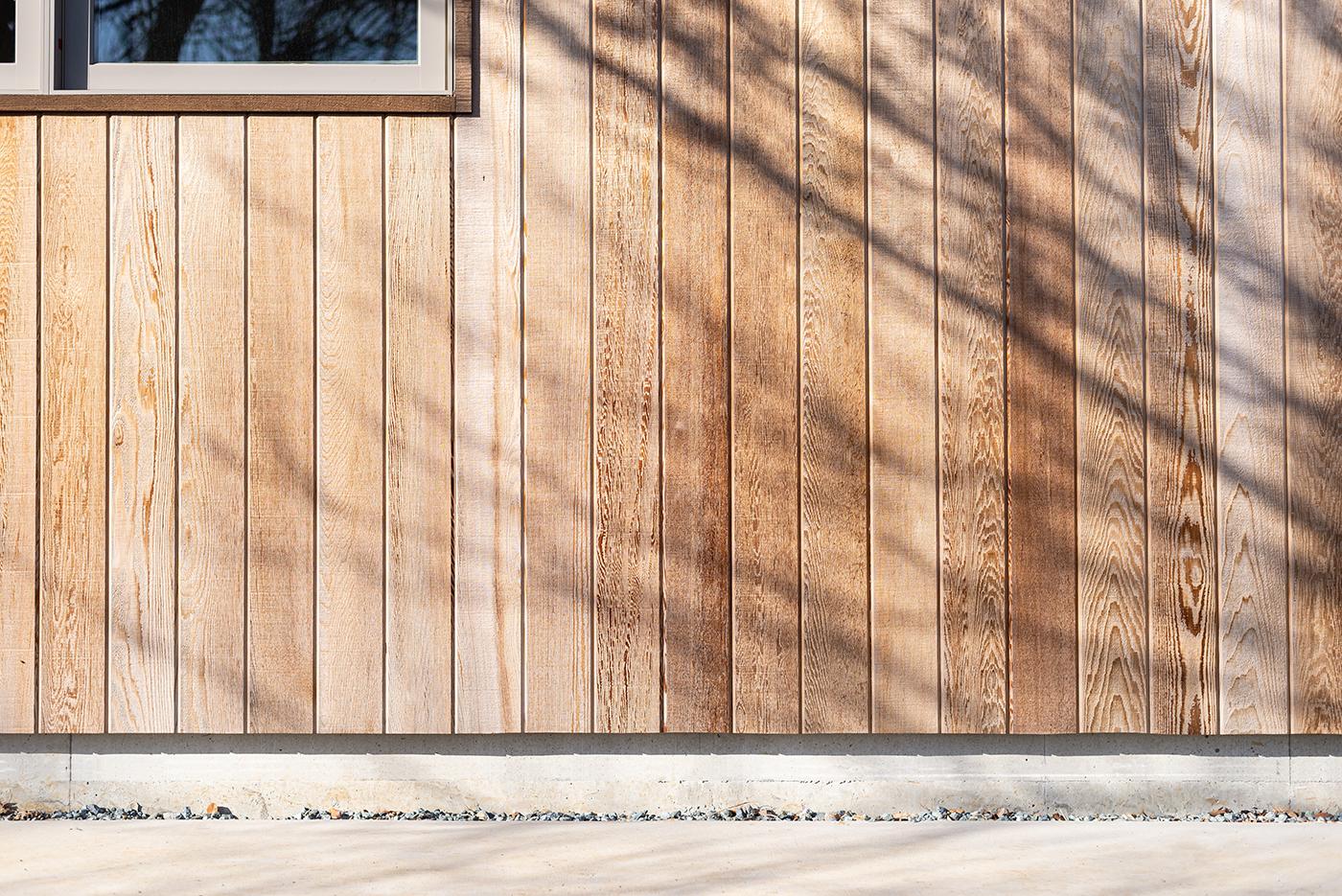 外壁、レッドシダー、設計事務所、建築家